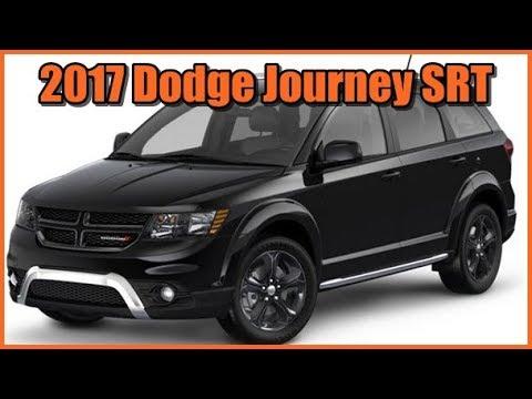 2017 Dodge Journey Srt Cars
