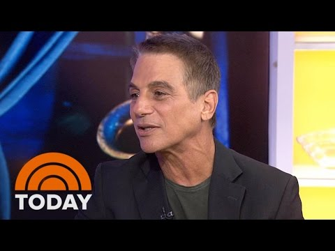 Tony Danza Tap-Dances, Recounts Meeting Frank Sinatra | TODAY