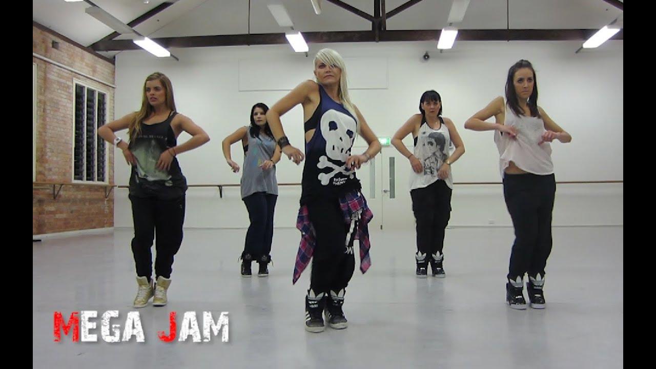 'Yonce' Beyonce choreography by Jasmine Meakin (Mega Jam)