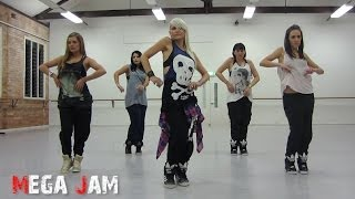 'Yonce' Beyonce choreography by Jasmine Meakin (Mega Jam)