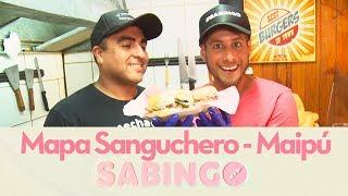 Mapa Sanguchero: Jaime Artus descubrió las mejores picadas de Maipú - Sabingo