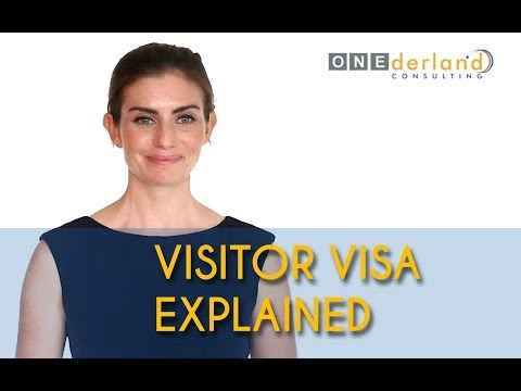 Australian Visitor Visa Explained In 5 Minutes   ONEderland Consulting