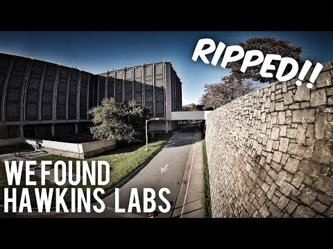 We Found The Real Hawkins Lab & Ripped It