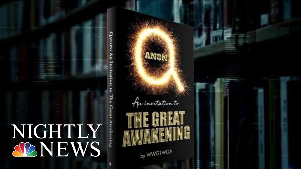 Amazon Under Fire As QAnon Book Climbs Best-Seller List | NBC Nightly News