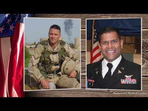 Surgeons At Harborview Medical Center Recount Military Experiences
