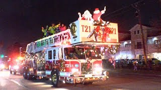 2018 Friendswood Annual Lighted Christmas Parade