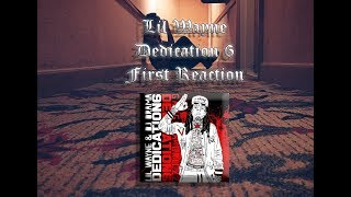 WEEZY BABY IS BACK!!!! Lil Wayne Dedication 6 First Reaction