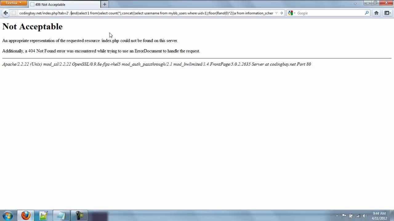 Tut] How to hack MyBB Forums [Tut]