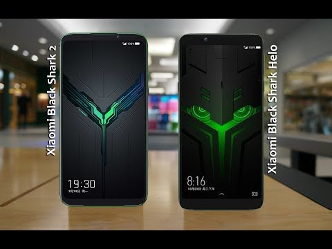 Xiaomi Black Shark 2 Vs.Xiaomi Black Shark Helo | Comparison -2019