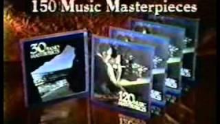 TV COMMERCIAL - 120 classical masterpieces Album - John Williams 70