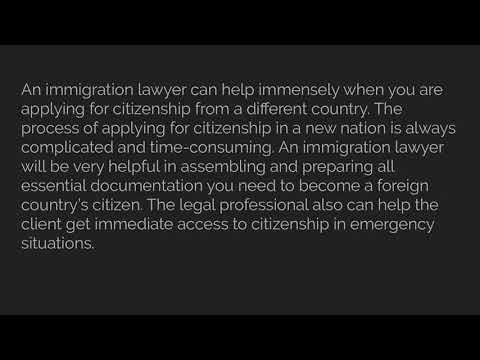 Get Help Of Affordable Immigration Lawyer