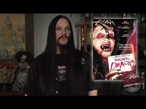 Jack Brooks Monster Slayer and Night of the Demons