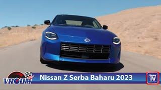 Nissan Z 2023, kekal legasi Fairlady