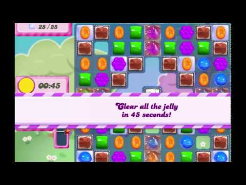 Candy Crush Saga Level 2789 NO BOOSTERS (new version)
