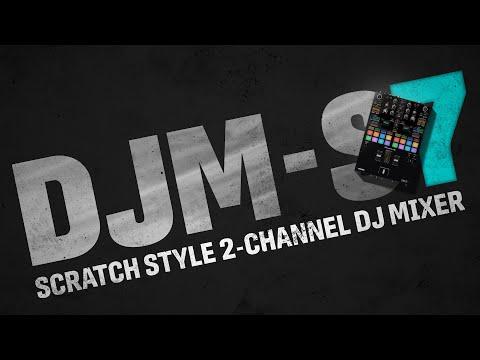 Pioneer DJ Official Introduction: DJM-S7 2-ch performance DJ mixer for rekordbox and Serato DJ Pro