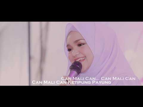 Dato' Sri Siti Nurhaliza - Comel Pipi Merah (Lyric Video)