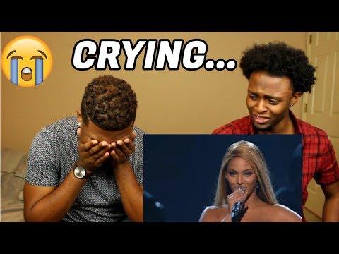 Beyoncé  If I Were A Boy GRAMMYs on CBS REACTION