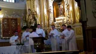 Gregorian Chant ( vol.7 ) Chorał Gregoriański - Sanktuarium Matki Bożej w Leśniowie