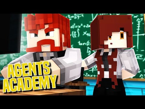 FIRST DAY OF CLASS IS CANCELLED   Agents Academy Ep.2