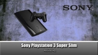 Sony Playstation3 Super Slim-Review HD