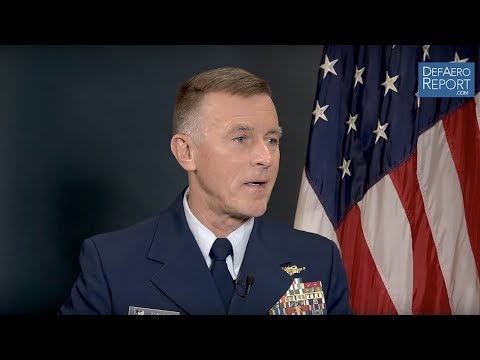 USCG's Zukunft: 'The Coast Guard Must Be Funded As a Military Service'
