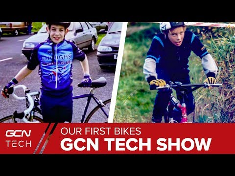 our-first-bikes:-where-did-it-begin?-|-gcn-tech-show-ep.-75