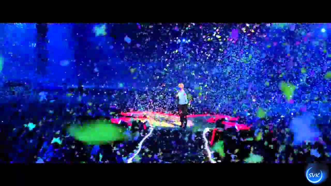 Coldplay Live 2012 - In My Place - YouTube