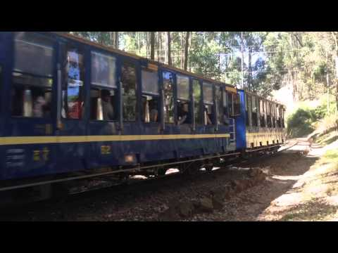 Nilgiri Mountain Railway - India