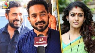 നയൻതാരയാണ് ഈ സിനിമയുടെ ഹൈലൈറ് | Love Action Drama Movie Pooja | Nivin Pauly , Nayanthara, Asif Ali