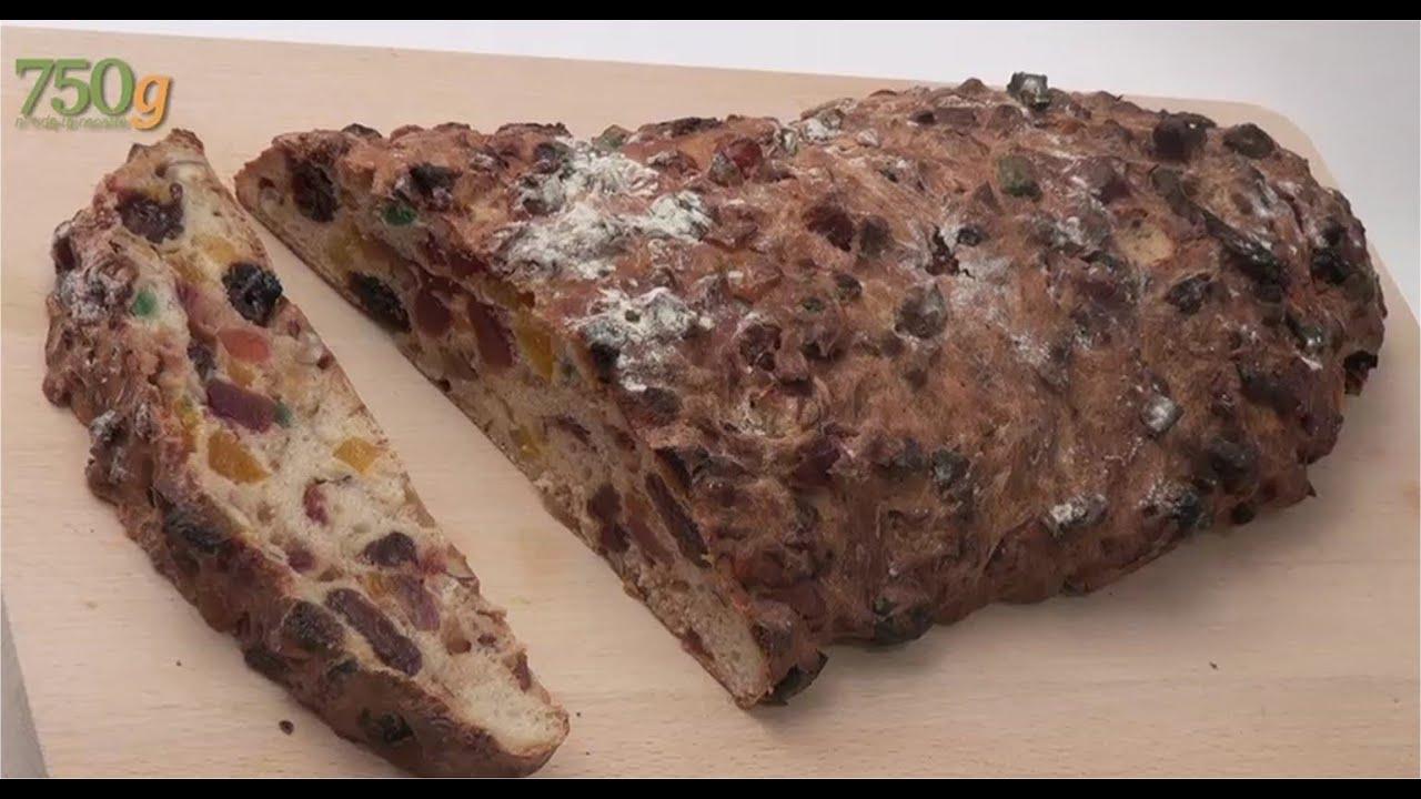 recette du pain de no l aux fruits secs ou baerewecke 750g youtube. Black Bedroom Furniture Sets. Home Design Ideas