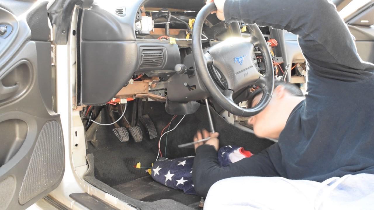 Mustang Heater Core Part 2
