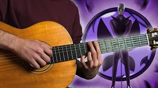MIRACULOUS LADYBUG - Hawk Moth's Theme (fingerstyle classical guitar cover) with Tabs