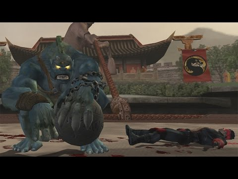 Mortal Kombat Deadly Alliance: MOLOCH Playthrough