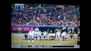 St. Louis Rams Punt Return Trick Play