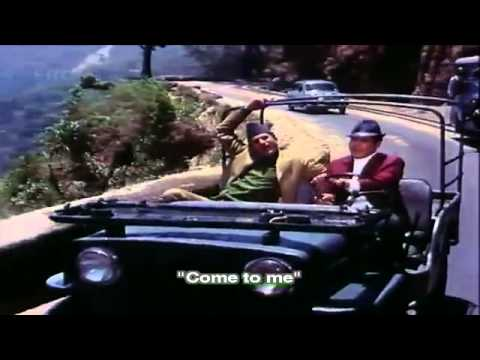 Mere Sapno Ki Rani (Eng Sub) [Full Video Song] (HQ) With Lyrics - Aradhana