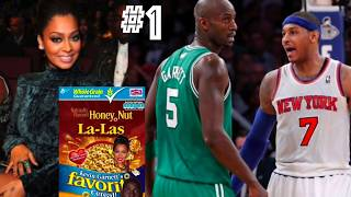 Kevin Garnett: Top 10 Savage/Funny Moments