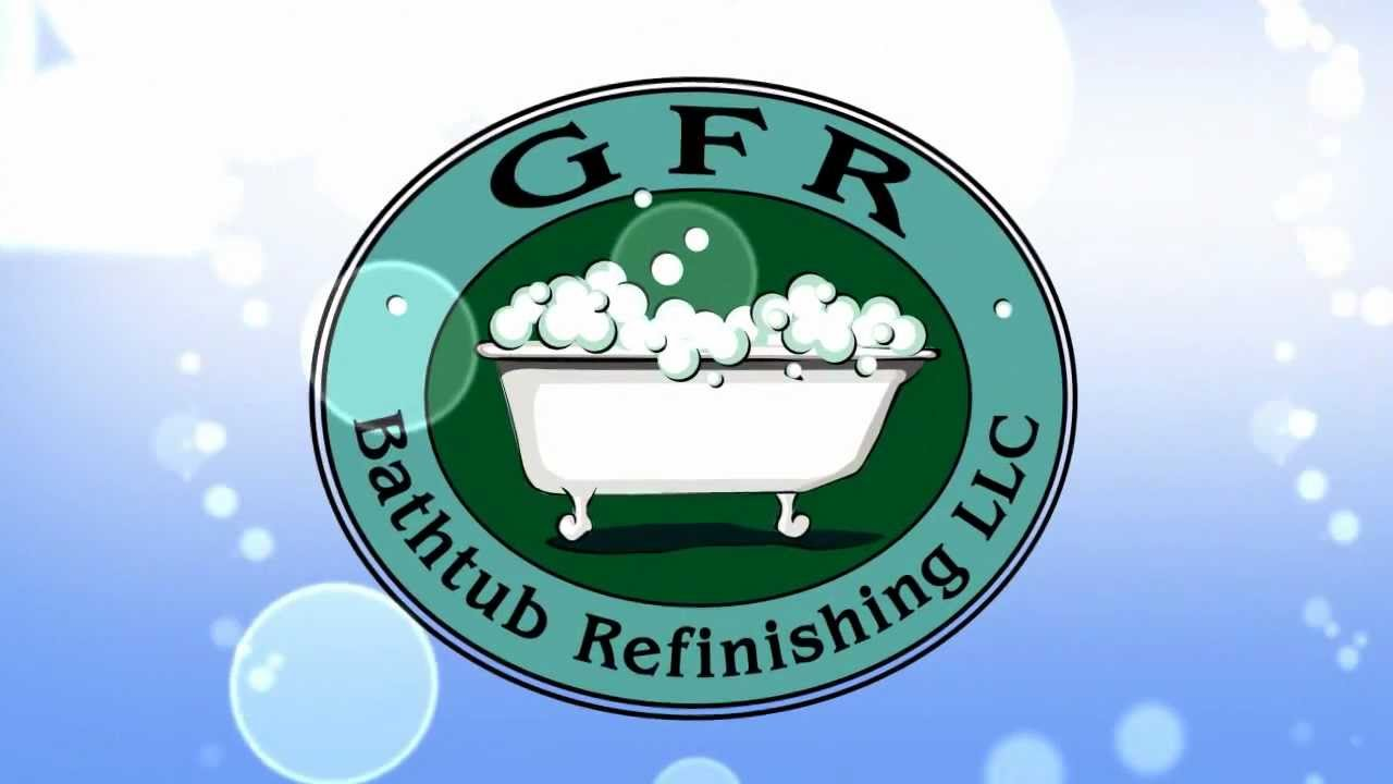 GFR Bathtub Refinishing, LLC of Carney\'s Point, NJ - YouTube