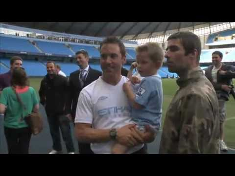 Manchester City Stadium, The Day Of Oasis Last Gig (in Weston-under-Lizard)