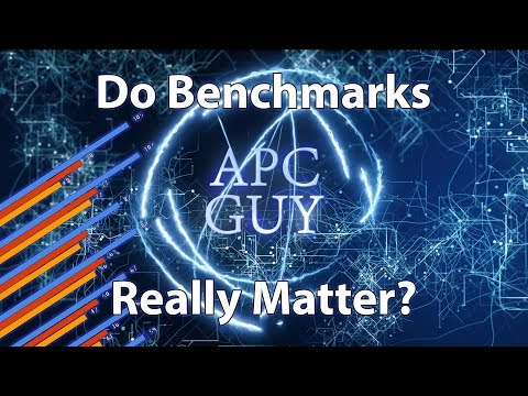 Do Benchmarks Matter? Stress tests vs Real Use and Perceived Value