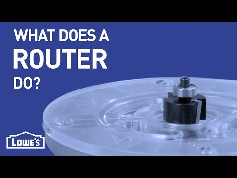 What Does a Router Do? | DIY Basics