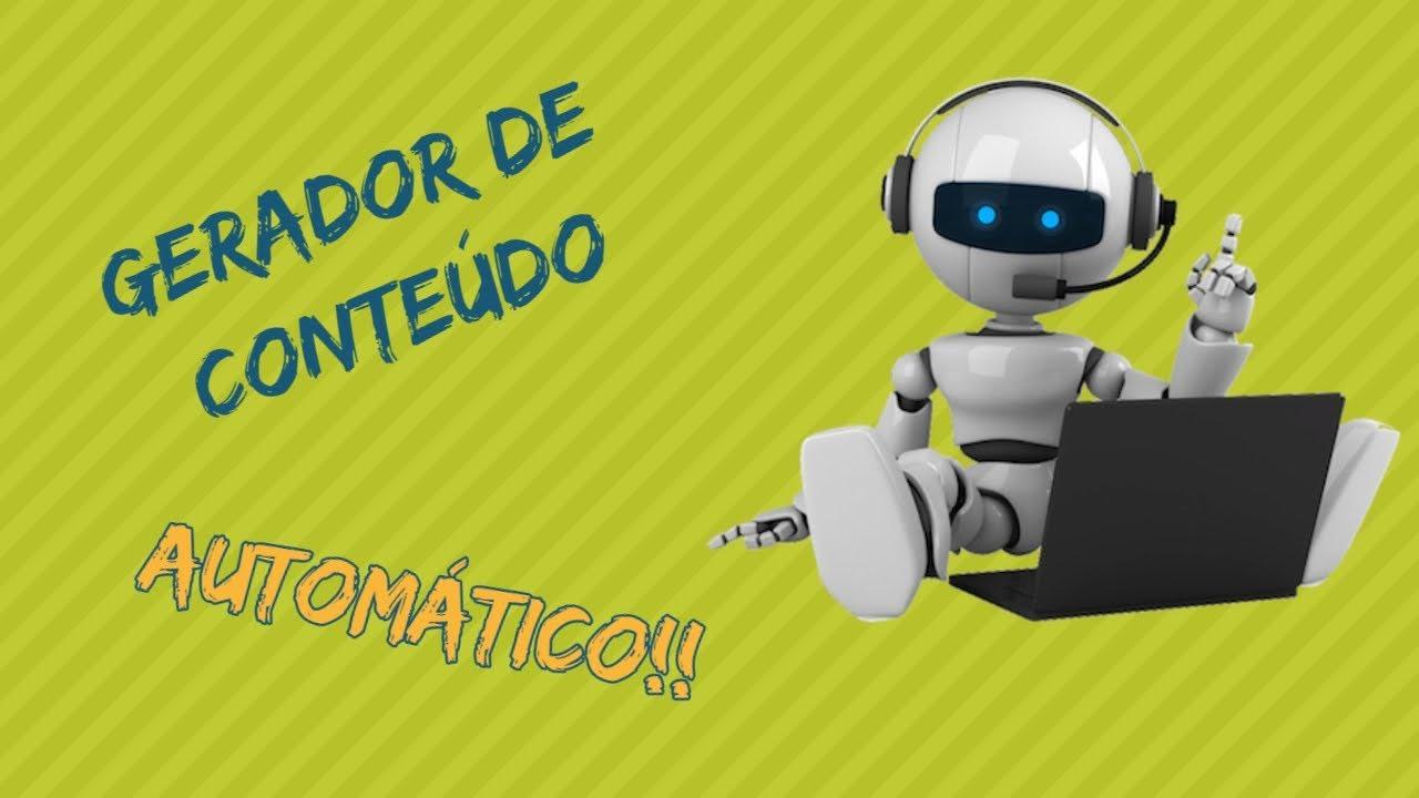 Download Gerador de Texto Automatico - Como Criar Editar Campanhas para os Sites Fontes Adicionados