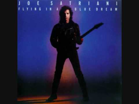 Joe Satriani - Flying in a Blue Dream