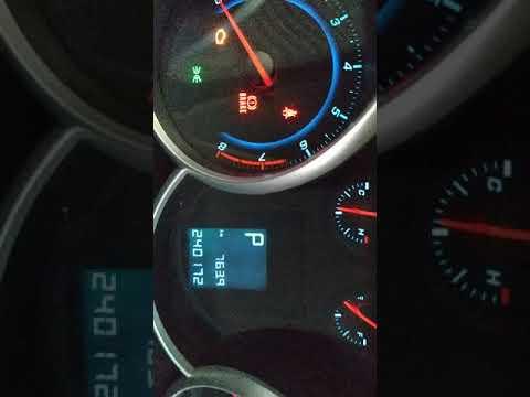 Шевроле Круз 2012 года, 1.8 АКПП расход 5.1 литра на сотню