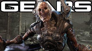 "Gears of War Horde Gameplay ""RAIN"" Custom Map! (Horde Mode PC)"