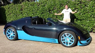 The Bugatti Veyron Vitesse Is the Ultimate $2.5 Million Veyron