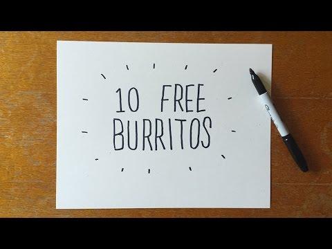 Chipotle Chiptopia Rewards Explained - Get 10 Free Burritos!