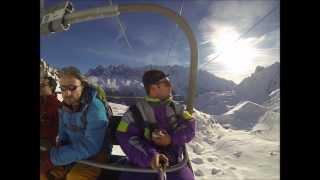 SKI a Chamonix Mont Blanc - Winter Hiver Inverno 2013/1014
