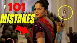 101 Mistakes in Movie Baahubali 2 - The Conclusion