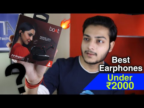 Boat Airdopes 281 Unboxing And Review | Best TWS Earbuds Under ₹2000