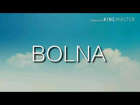 BOLNA  Song Lyrics ( KAPOOR AND SONS-2016)